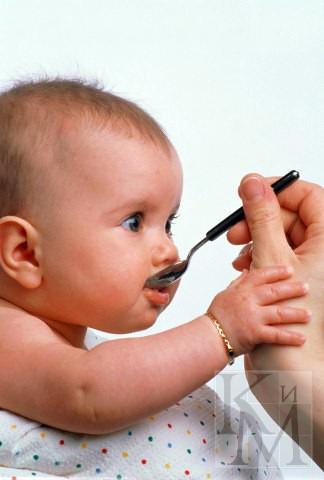 Детские лекарства могут отравить ребенка