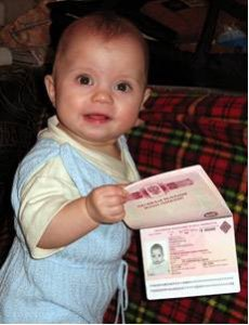 Как оформить гражданство ребёнку
