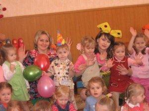 В детский сад - как на праздник