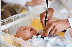 Чего вы можете ожидать от медицинского осмотра в первый месяц жизни ребенка