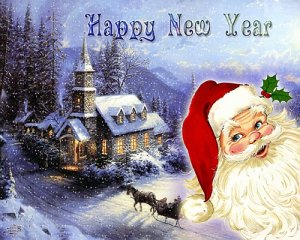 Новый год в разных странах мира