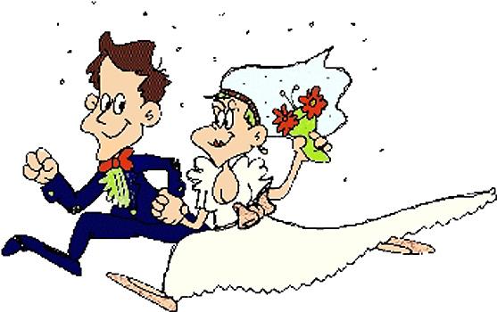 Поздравления с днем свадьбы прикольные веселые