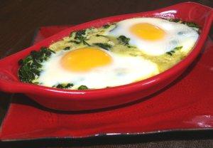 Яйца на завтрак - секрет похудения