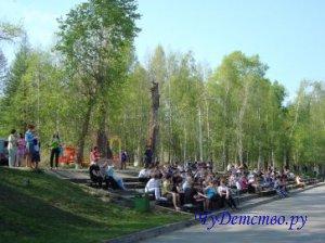 В Сыктывкаре открылся антиалкогольный праздник для молодежи (фото)