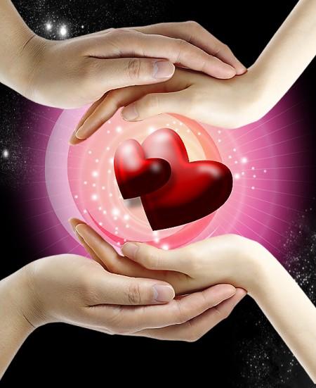 Открытка что в твоем сердце