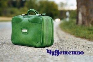 рюкзаки и чемоданы из кожи