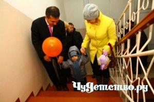 Новый детский сад № 13 открылся в Сосногорске