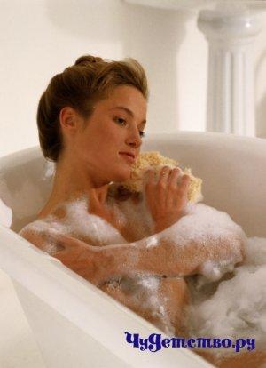 Лечебные ванны в домашних условиях.