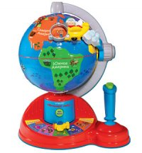 Особенности игрушек марки Vtech