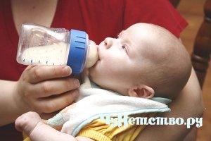 Когда нужна подкармливать грудного ребенка