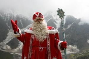 Где взять новогодний костюм Деда Мороза?