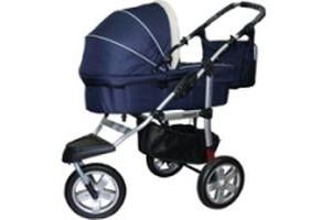 Покупка новой детской коляски либо покупка и ремонт б/у?