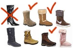 73bc2a71c Какую обувь купить на зиму - удобные угги или стильную замшу?