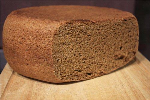 рецепт приготовления хлеба в мультиварке