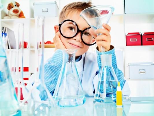 Уроки химии для маленьких