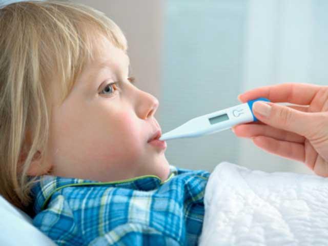 Как часто можно давать жаропонижающее ребенку