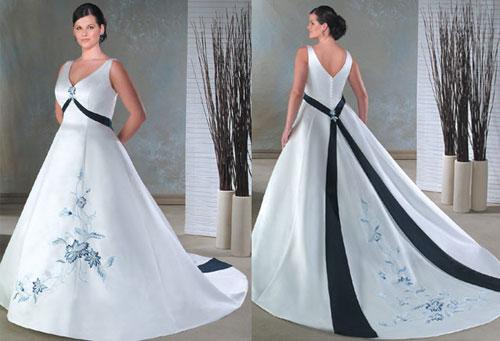 Свадебные платья для полных невест фото
