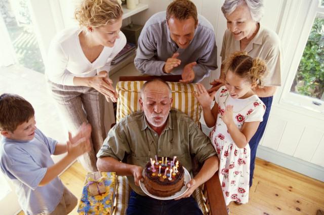 Какой подарок подарить дедушке на день рождения