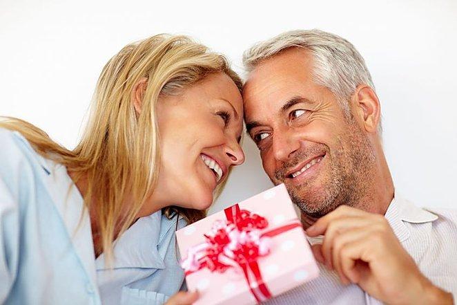 Что можно подарить мужчине на 60 летие