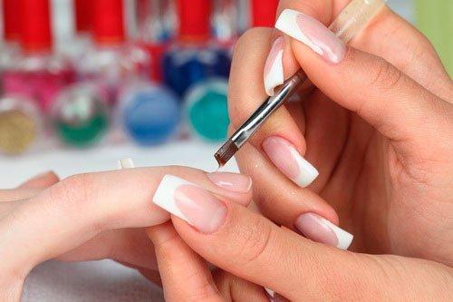 Как пользоваться гелем для наращивания ногтей в домашних условиях