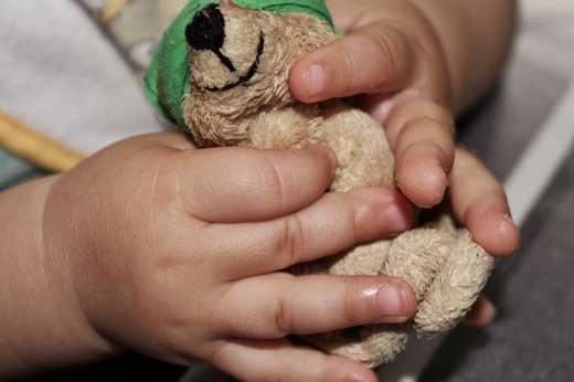 Познание мира через игрушки