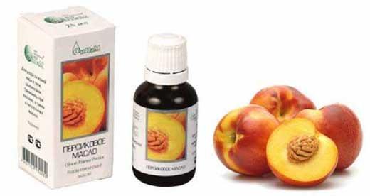 Персиковое масло в нос для лечения насморка: применение и дозировка
