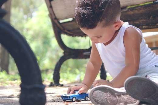 О достоинствах частного детского садика