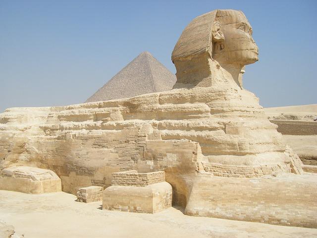 Разница между Москвой и Египтом во времени