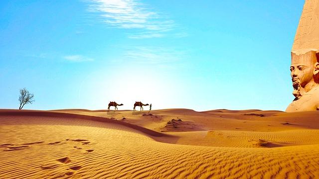 Какая погода в Хургаде Египет в марте