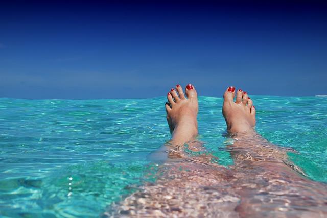 Правила купания в Красном море