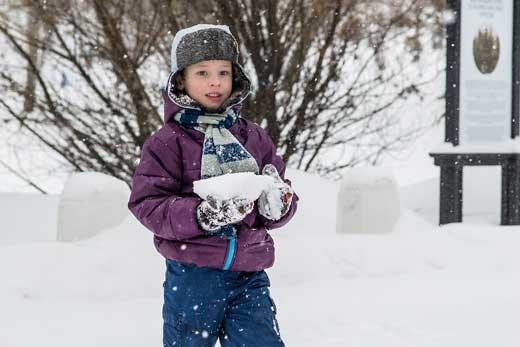 Термобелье: секреты выбора «умной» одежды для мальчика