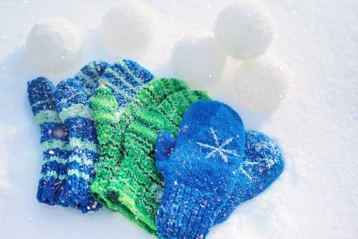 Детские краги: какие рукавицы выбрать ребенку на зиму?