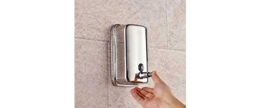 Как выбрать подходящий дозатор для мыла?