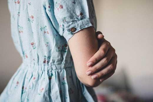 Причины возникновения экземы пальцев рук