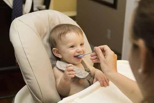 Сменный чехол для детского стульчика: скажем ему «Да!»