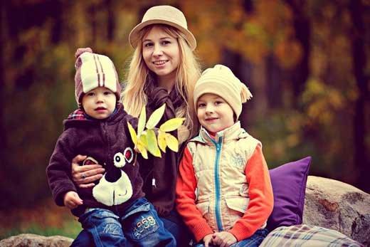 Как собрать ребенка на прогулку