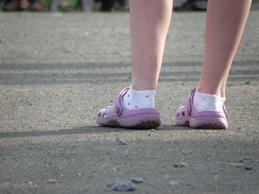 Почему с нами обувь Crocs