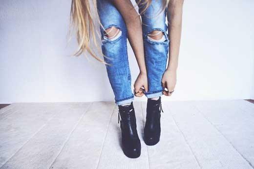 Кожаные стельки ногам понравятся