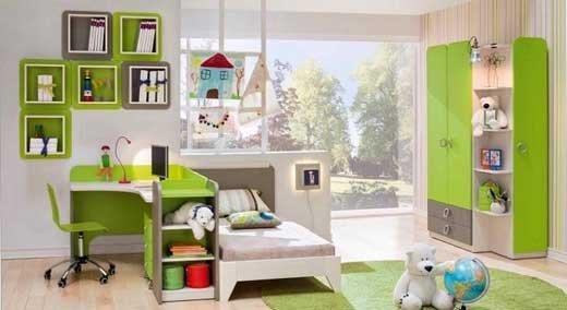 Детская мебель – особенности выбора