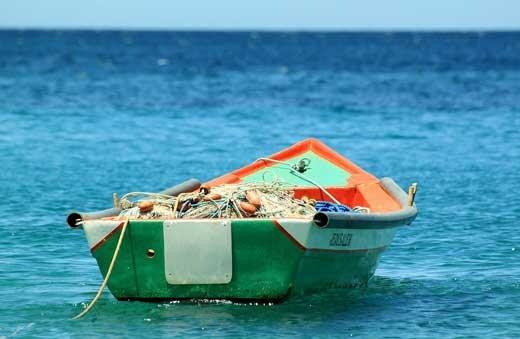 Лодка на отдыхе: выбор и использование