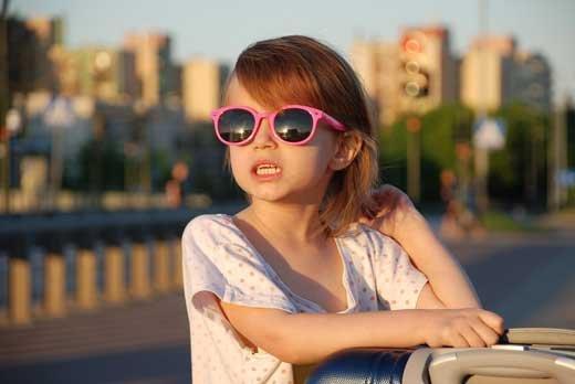 Что нужно для летнего отдыха ребенку