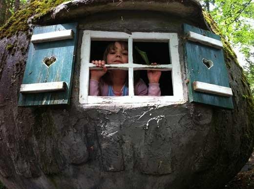 Как выбрать детский домик для дачи?