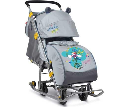 Санки с коляской – чудо-устройство