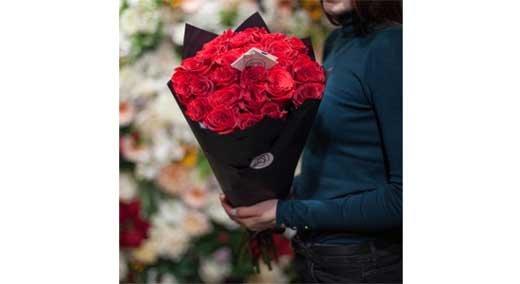 Цветы на первое свидание: как правильно выбрать букет