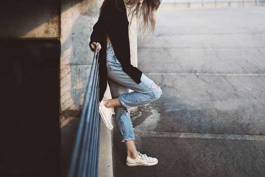 Как сохранить первоначальный вид джинсов