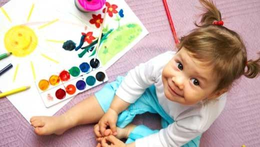 Развитие ребенка — играючи