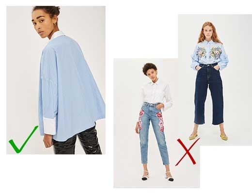 Антитренды женской одежды этим летом