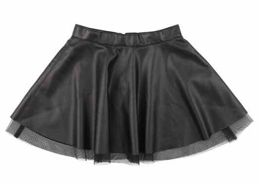 Детские юбки с пышной подкладкой как тренд