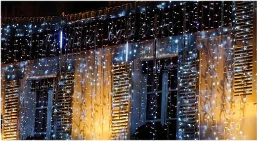 Преимущества использования светодиодного освещения для украшения уличного пространства