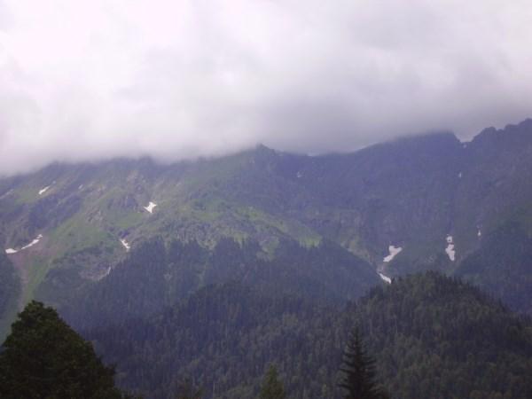 Какая будет погода в Абхазии в июне